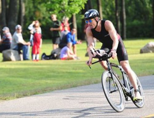 Lakes Country Triathlon in Brainerd, MN