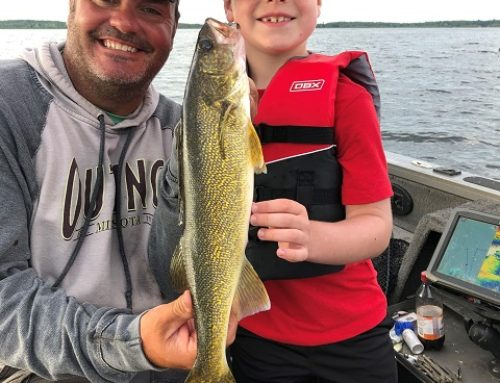 Brainerd Fishing Report: September 11, 2019