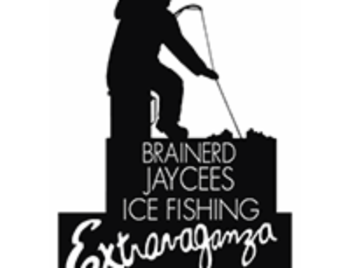 Brainerd Jaycees Ice Fishing Tournament to be held on January 25, 2020