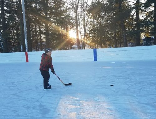Brainerd and Baxter Ice Rinks