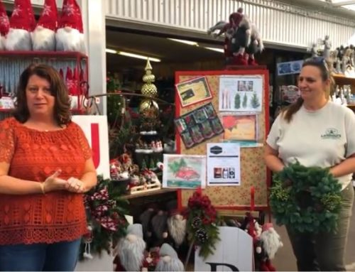 #LoveBrainerd Like a Local – DIY Holiday Decorations at Landsburg Landscape Nursery