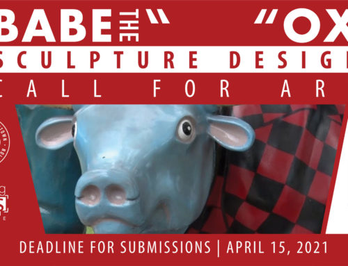 "Babe The "" "" Ox, Sculpture Design Call For Art"